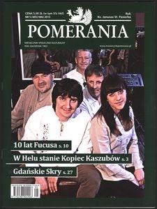 Pomerania : miesięcznik społeczno-kulturalny, 2013, nr 5