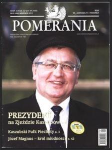 Pomerania : miesięcznik społeczno-kulturalny, 2013, nr 9