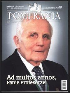 Pomerania : miesięcznik społeczno-kulturalny, 2013, nr 11