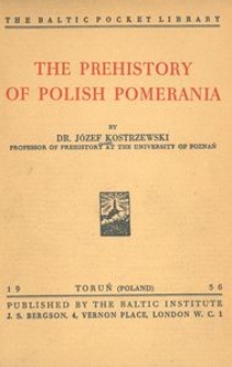 The Prehistory of Polish Pomerania