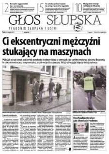 Głos Słupska : tygodnik Słupska i Ustki, 2010, sierpień, nr 188