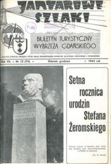 Jantarowe Szlaki, 1964, nr 12