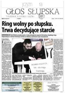 Głos Słupska : tygodnik Słupska i Ustki, 2012, listopad, nr 280