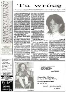 Samorządność Słupska, 1990, nr 4