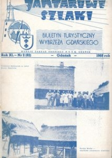 Jantarowe Szlaki, 1968, nr 2