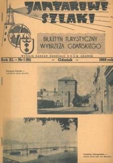 Jantarowe Szlaki, 1968, nr 1