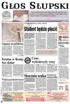 Głos Słupski, 2004, sierpień, nr 183