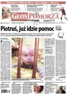 Głos Pomorza, 2010, październik, nr 230 (1134)