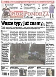 Głos Pomorza, 2010, listopad, nr 270 (1174)