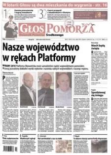 Głos Pomorza, 2010, listopad, nr 274 (1178)