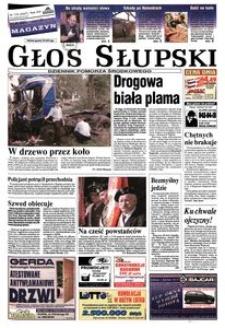 Głos Słupski, 2003, sierpień, nr 179