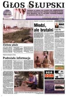 Głos Słupski, 2003, sierpień, nr 181