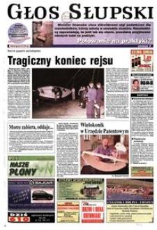 Głos Słupski, 2003, sierpień, nr 184