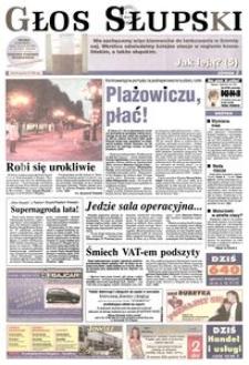 Głos Słupski, 2003, sierpień, nr 199