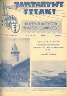 Jantarowe Szlaki, 1960, nr 3