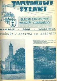Jantarowe Szlaki, 1960, nr 4