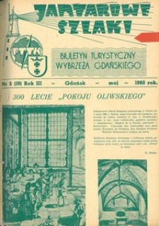 Jantarowe Szlaki, 1960, nr 5