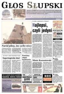 Głos Słupski, 2003, sierpień, nr 200