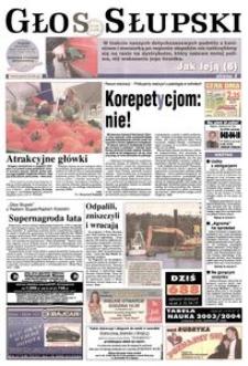 Głos Słupski, 2003, sierpień, nr 201