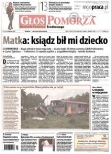 Głos Pomorza, 2010, wrzesień, nr 228 (1132)