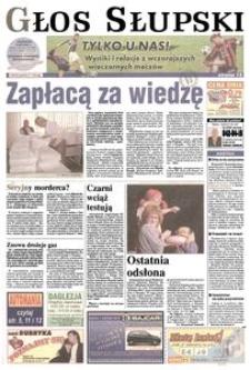 Głos Słupski, 2003, wrzesień, nr 218