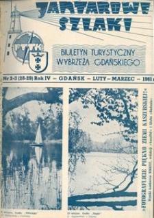 Jantarowe Szlaki, 1961, nr 2-3
