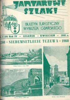 Jantarowe Szlaki, 1961, nr 4