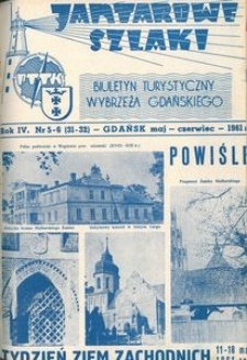 Jantarowe Szlaki, 1961, nr 5-6