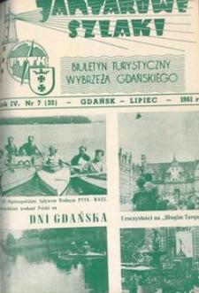Jantarowe Szlaki, 1961, nr 7