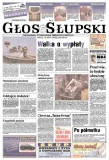 Głos Słupski, 2003, wrzesień, nr 226