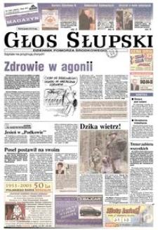 Głos Słupski, 2003, październik, nr 232