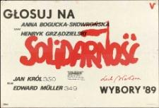 Solidarność : plakat 6