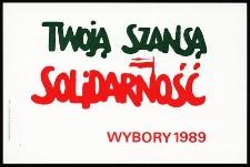 Twoją Szansą Solidarność - Wybory 1989