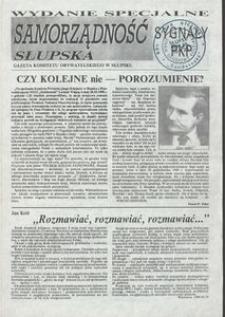 Samorządność Słupska - Wydanie Specjalne