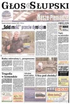 Głos Słupski, 2003, listopad, nr 257