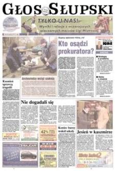 Głos Słupski, 2003, listopad, nr 258