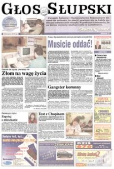 Głos Słupski, 2003, listopad, nr 269