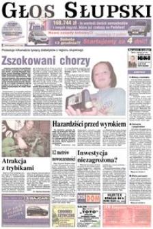 Głos Słupski, 2003, grudzień, nr 286
