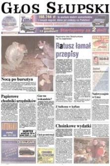 Głos Słupski, 2003, grudzień, nr 288