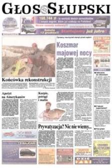 Głos Słupski, 2003, grudzień, nr 289