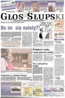 Głos Słupski, 2003, grudzień, nr 296