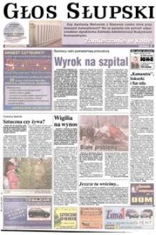 Głos Słupski, 2003, grudzień, nr 298