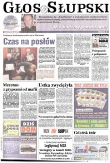 Głos Słupski, 2003, grudzień, nr 302