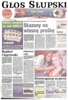 Głos Słupski, 2003, grudzień, nr 303