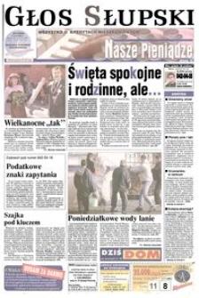 Głos Słupski, 2004, kwiecień, nr 87