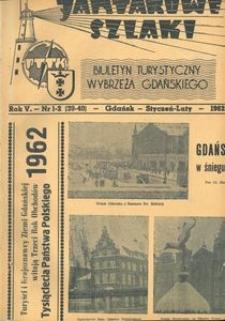 Jantarowe Szlaki, 1962, nr 1-2