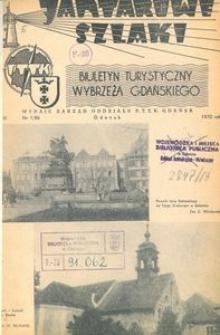 Jantarowe Szlaki, 1970, nr 1