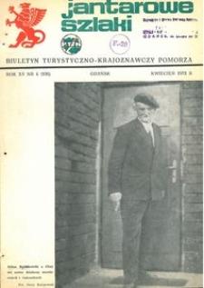 Jantarowe Szlaki, 1972, nr 4
