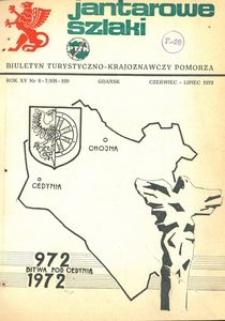 Jantarowe Szlaki, 1972, nr 6-7