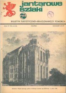 Jantarowe Szlaki, 1972, nr 12
